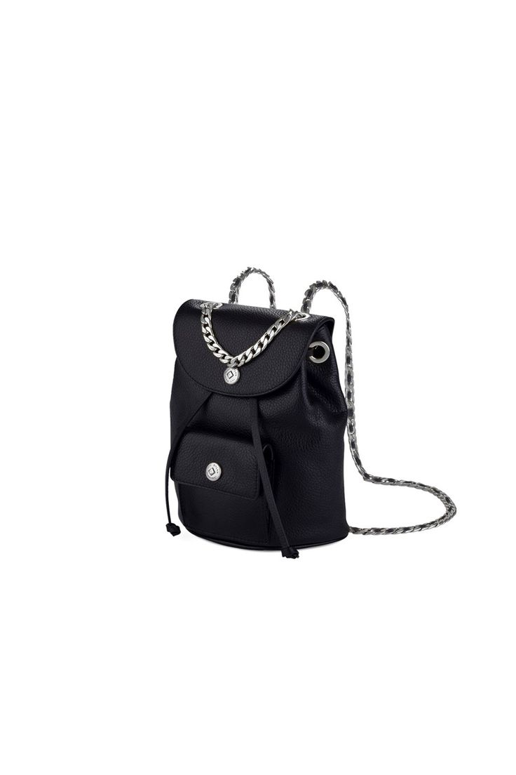 Dylan Kain  - The Romy Backpack - Silver
