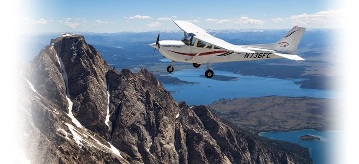 Teton Aviation Center | Full Service FBO Offering Scenic Flights and Air Tours in the Tetons
