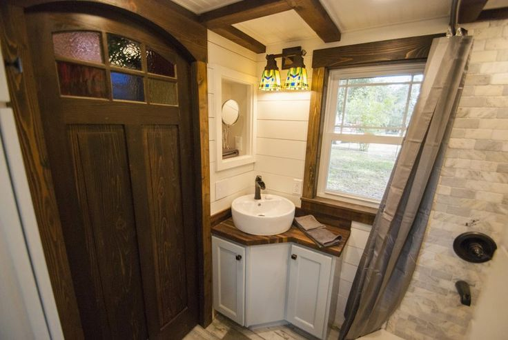 Bathroom Sink - Tiffany by A New Beginning Tiny Homes