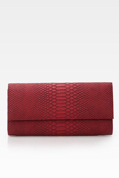 Poison ivy 1a clutch bag #clutchbag #taspesta #handbag #clutchpesta #fauxleather #kulit #snakeskin #kulitular #animalprint #persegi #fashionable #simple #colors #red Kindly visit our website : www.bagquire.com