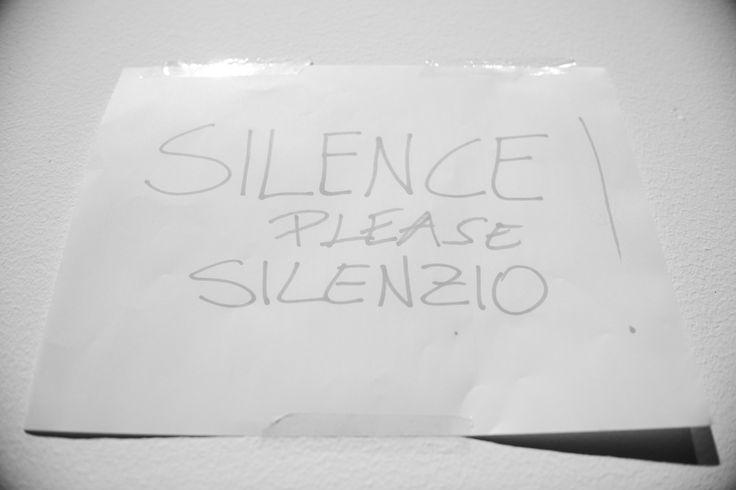 Silence please #backstage #fashionshow #live #canali #canali1934 #mfw #fw14