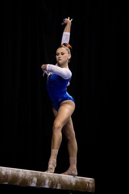 Rachel Gowey (Florida) 2017 NCAA Championships: Super Six (x)