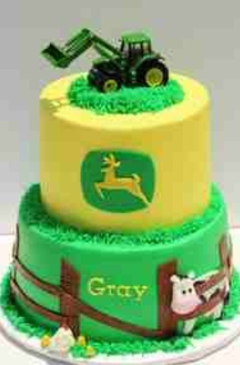 john deere birthday cake boy | ocd bakery, llc: cakes and cupcakes  with regard to Pictures Of Birthday Cakes For Boys Pictures Of Birthday Cakes For Boys Intended for Motivate