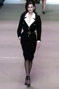 Saint Laurent Spring 2002 Couture Fashion Show: Complete Collection - Style.com