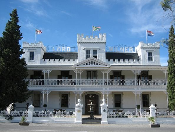 Matjiesfontein, a quaint and must-stop town on the N1 to Cape Town. At the heart of Matjiesfontein Village is the historic Lord Milner Hotel, an authentic tribute to Victoriana.