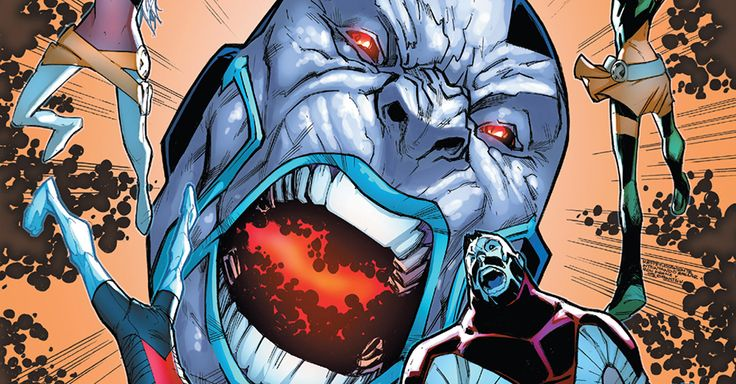 "Marvel's ""Apocalypse Wars"" Kick-Off Reveals New Horsemen Lineup - Jeff Lemire and Humberto Ramos' ""Extraordinary X-Men"" #8 features a surprise villain return and the debut Apocalypse's new Horseman."