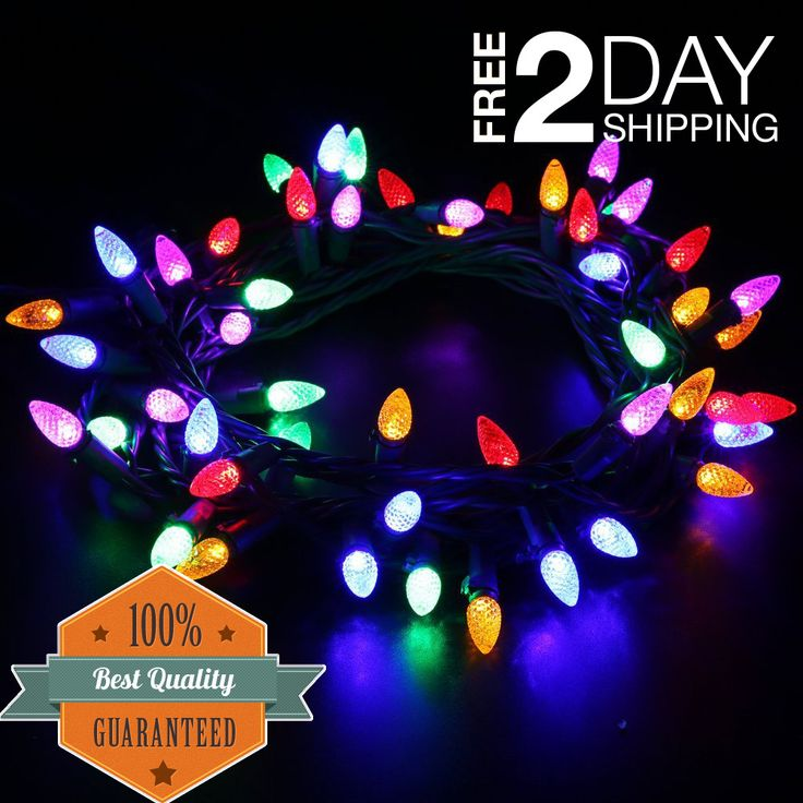Outdoor Led Christmas Lights Christmas Party Lights Outdoor For Garden Indoor #OutdoorLedChristmasLights #Party