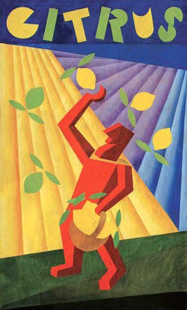 Fortunato Depero (1892-1960), 1927, Citrus. (I)