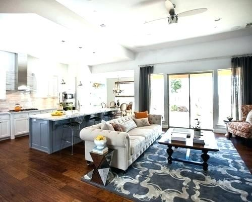 Image Result For Kitchen Living Room Combo Ideas Open