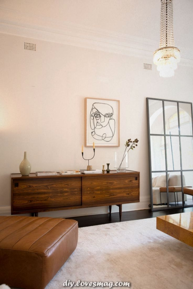 Aussergewohnlich Formelles Wohnzimmer Von Brooke Testoni Interior Entwurf Mit Niels Otto Moll Wohnzimmermobel Modern 50er Jahre Wohnzimmer Bauernhaus Wohnzimmer