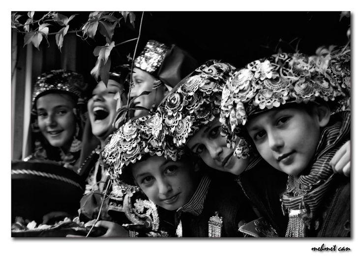 İnsanlarımız - Gelin Damat Fotoğraf Çekimleri