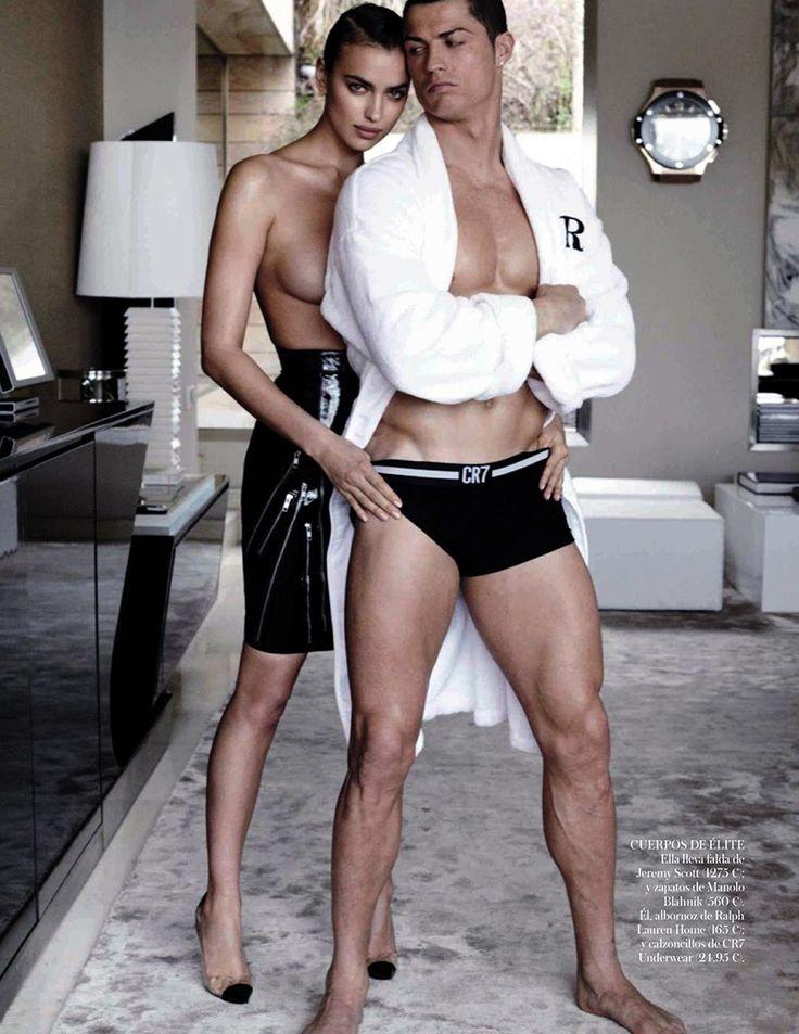 Cristiano Ronaldo at Home for Vogue España image Cristiano Ronaldo Vogue Espana 004