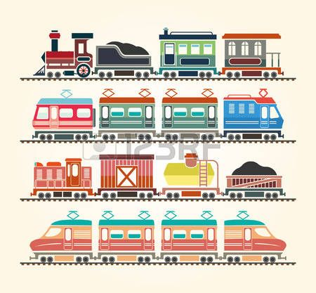 train platform: Simple Web Icons: Train Illustration
