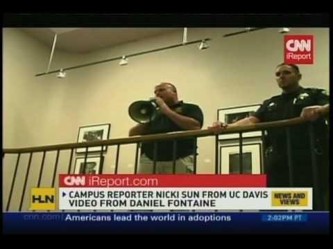 AggieTV footage on CNN Headline News!