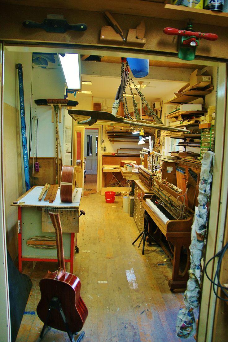 Klavier- und Gitarrenwerkstatt Taste-Klavierbau / Ralf Winkels