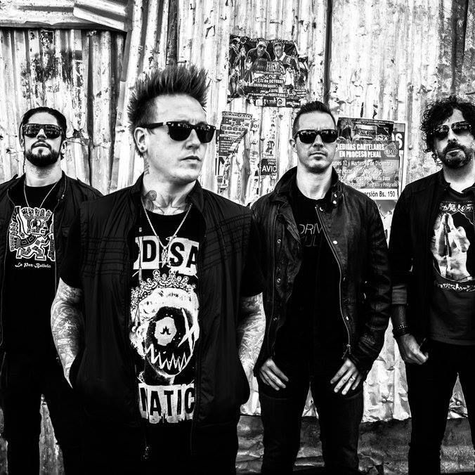 "Papa+Roach+Promises+""Old+School+Papa+Roach+Attitude""+On+New+Album+'Crooked+Teeth'"
