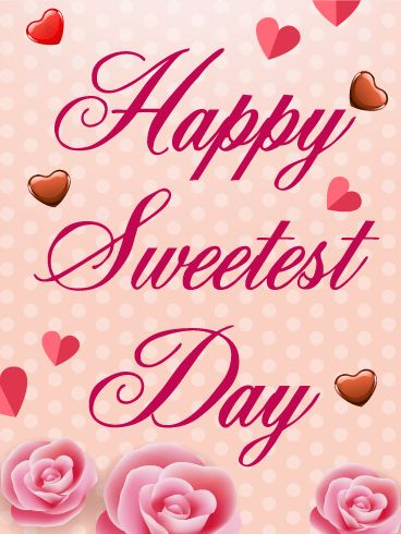 12 best sweetest day cards images on pinterest anniversary send free sweetest day rose card to loved ones on birthday greeting cards by davia m4hsunfo