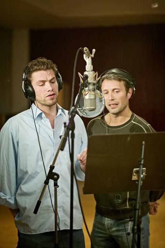 Mads and Nikolaj Lie Kaas