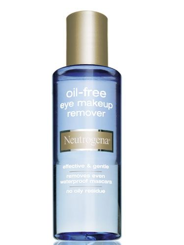 """It's unanimous: This bargain got top marks from both the lab and our real-life testers for completely removing """"even the toughest mascara"""" without irritating skin. #eyemakeupremover #neutrogena"""