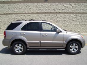 2006 Kia Sorento 4dr 4WD  Price$12,968    Body Style4-Door SUV  EngineV6 Cylinder Engine Gasoline  TransmissionAutomatic  Ext. ColorBeige  VINKNDJC733665514411  LocationKent Rylee Automotive Solutions Rogers, AR