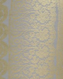 Tapet Marney's Lace Antique Gold från Louise Body