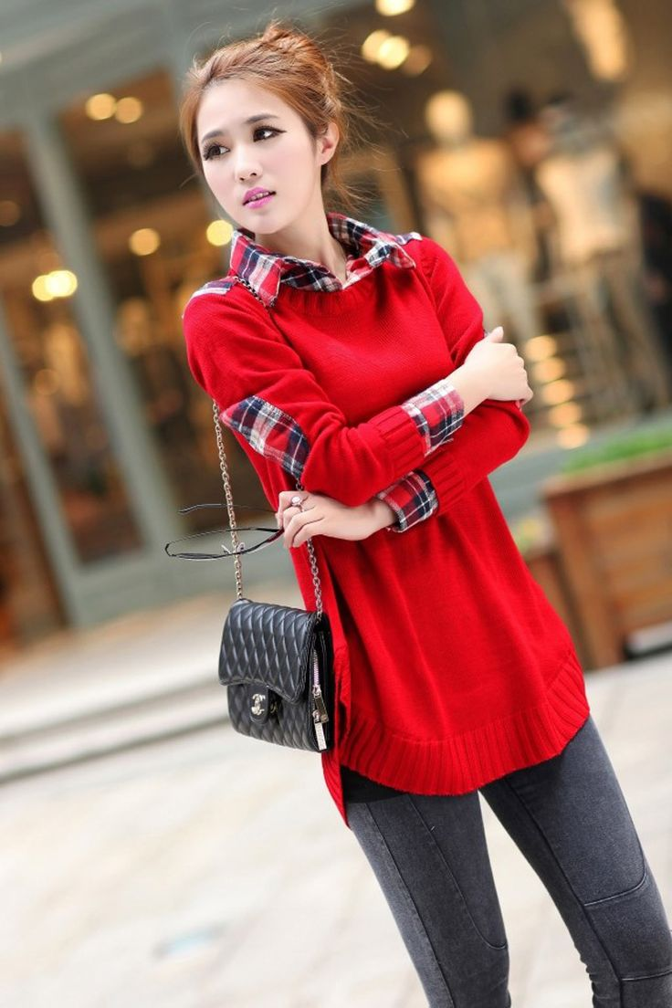 23 best ROPA COREANA INVIERNO D images on Pinterest | Korean clothes Searching and Autumn