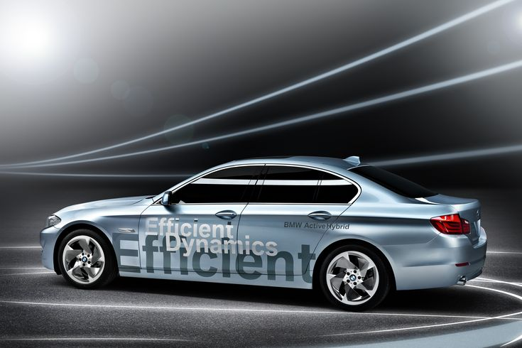 The 11 best BMW 5 Series Sedan Active Hybrid 5 Concept images on ...