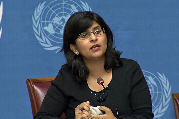 UNITED NATIONS rights office 'deeply disturbed' over Australia's handling of Sri Lanka asylum seekers  Ravina Shamsadani, Office of the UN High Commissioner for Human Rights.  8 July 2014 –  … ...Australia's obligations under international ... UN Conventions, including the principle of non-refoulement – the prohibition on the forced return of a person to a country where his or her life or freedom would be threatened – the Convention against Torture, and the Convention on the Rights of the…