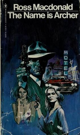 Lee Archer Series by Ross Macdonald