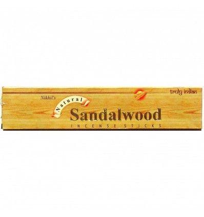15g Sandalwood Incense - Nikhil's