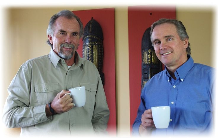 David Mills and Alister Frayne are the founders of Honeybush Tea, they're main goal is help reduce the incidence of #diabetes and #obesity