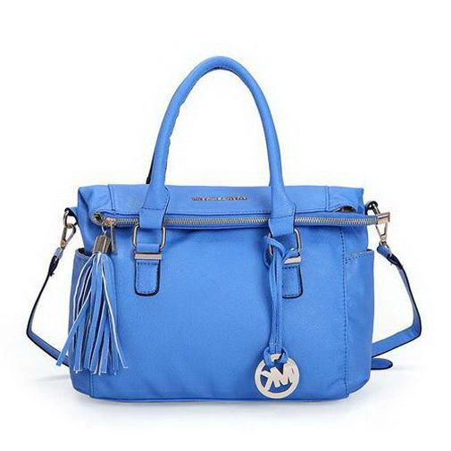 new fashion Michael Kors Logo Tassel Medium Blue Satchels on sale online, save up to 70% off hunting for limited offer, no duty and free shipping.#handbags #design #totebag #fashionbag #shoppingbag #womenbag #womensfashion #luxurydesign #luxurybag #michaelkors #handbagsale #michaelkorshandbags #totebag #shoppingbag