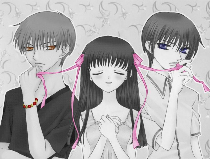 Fruits Basket Selected Color By Chibi Animepenguin23 On DeviantART