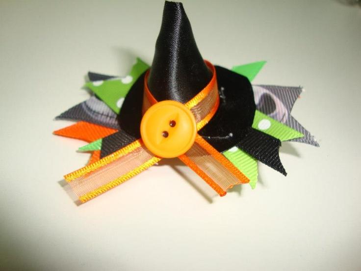 Witch hat clippie  $5