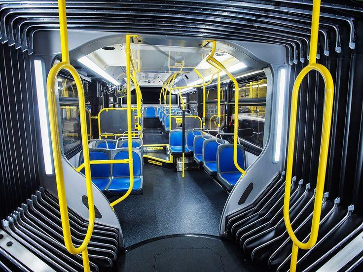 Pin by Niasia Scroggins on MTA Buses in 2020   Wifi, Free ...