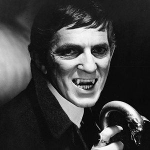 for those of you n00bs who are all geeked about the upcoming movie, I introduce you to Jonathan Frid, the o.g. Barnabas Collins. Now go learn some history why don't ya??? RIP Mr Frid