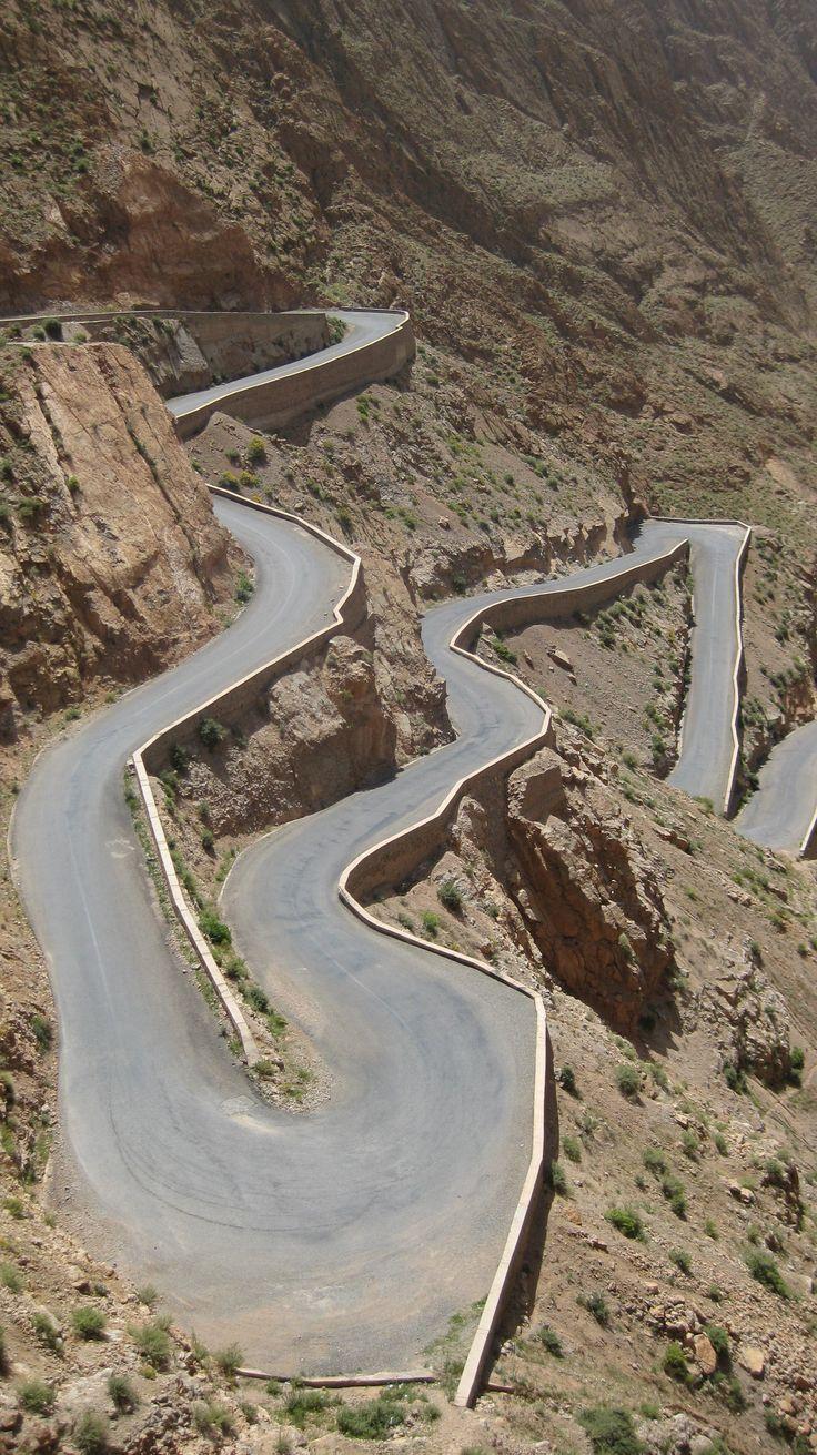 Gorges du Dadés - Marocco