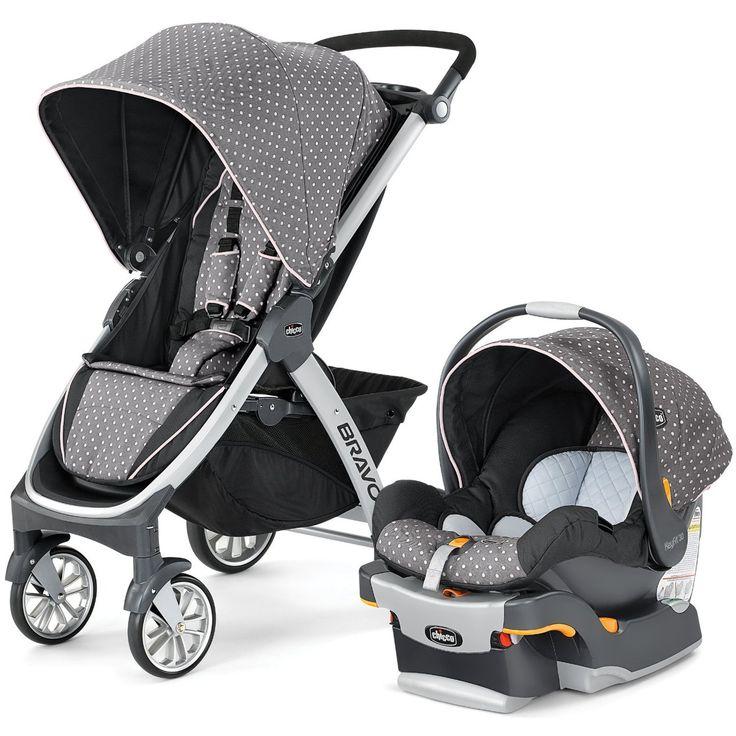 The Chicco Bravo Stroller is the new, innovative tri-modal stroller platform…