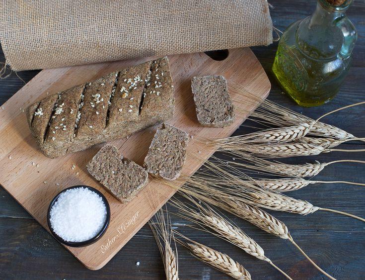 Диетический ржаной хлеб с отрубями   Рецепты правильного питания - Эстер Слезингер