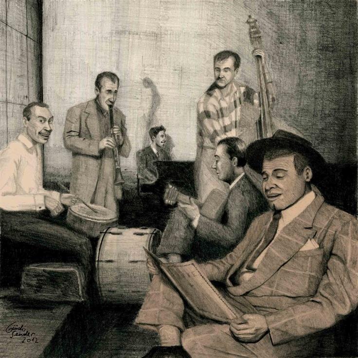 Jimmy Crawford band.