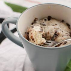 Mugcake: een gezond en makkelijk ontbijt