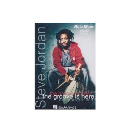 Steve Jordan - The Groove Is Here DVD