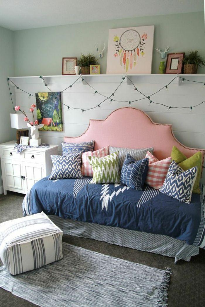 27 melhores imagens sobre chambre no Pinterest Moedas, Surf e Pastel