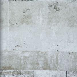 betonlook behang in keuken