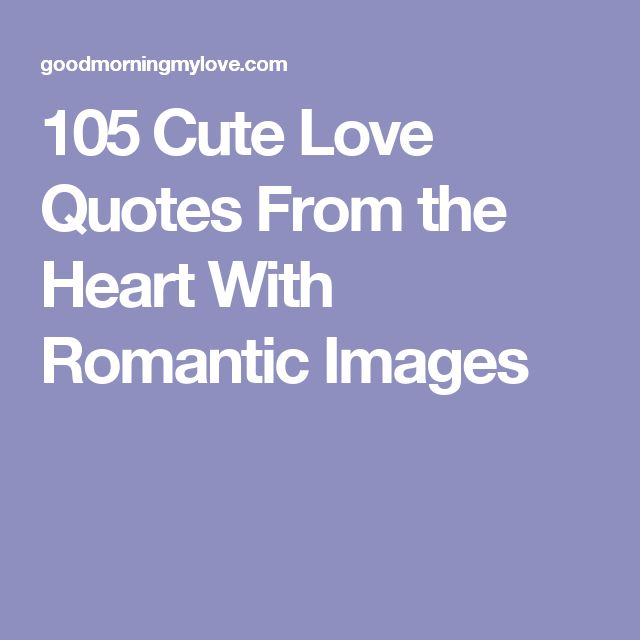 Short Sweet I Love You Quotes: Best 25+ Cute Quotes For Him Ideas Only On Pinterest