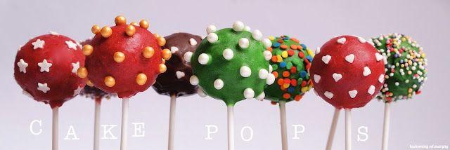 Laskominy od Maryny: Cake pops čili těsto na špejli