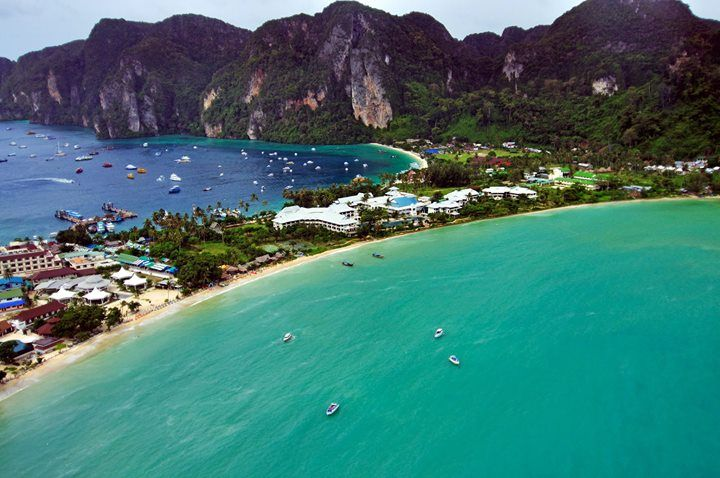 Phi Phi Island Cabana Hotel (Koh Phi Phi)  Whether it's adventure or sunbathing, it's got to be Koh #PhiPhi, Thailand. P.S. Seize the moment! http://phi-phi.com