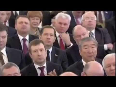 Кремлевские масоны. 'Откровенная' речь Путина