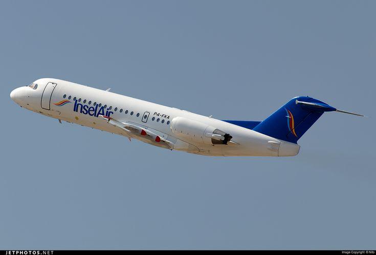 InselAir P4-FKA Fokker 70