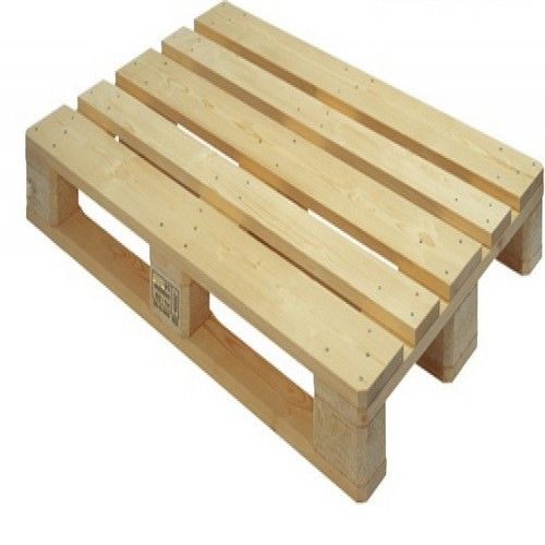 Fumigated Wooden Pallets | Wooden pallets, Pallet ...